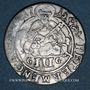 Coins Archevêché de Trèves. Charles Joseph de Lorraine (1711-1715). 3 petermengen 1715