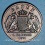 Coins Bade, Frédéric I, grand duc (1856-1907), 1 Gedenkkreuzer 1871