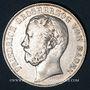 Coins Bade. Frédéric I, grand duc (1856-1907). Taler 1866