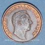Coins Bade. Léopold (1830-1852). 1 Gedenkkreuzer 1844