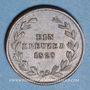 Coins Bade. Louis (1818-1830). 1 kreuzer 1828