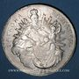 Coins Bavière. Charles Théodore (1777-1799). Taler 1781 I.S.CH. Munich
