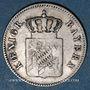 Coins Bavière. Louis I (1825-1848). 6 kreuzer 1851