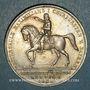 Coins Bavière. Louis I (1825-1848). Double taler 1839 Gesichtsdoppeltaler