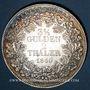 Coins Bavière. Louis I (1825-1848). Double taler 1840