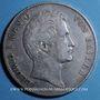 Coins Bavière. Louis I (1825-1848). Double taler 1848
