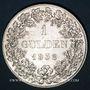 Coins Bavière. Louis I (1825-48). 1 gulden 1838