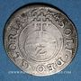 Coins Bavière. Maximilien I (1598-1651). 2 kreuzers 1624