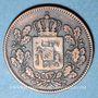 Coins Bavière. Maximilien II Joseph (1848-1864). 1/2 kreuzer 1854