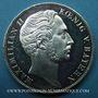 Coins Bavière. Maximilien II Joseph (1848-1864). 2 gulden (mariengulden) 1855