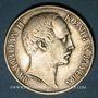 Coins Bavière. Maximilien II Joseph (1848-1864). Taler 1863