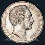 Coins Bavière. Maximilien II Joseph (1848-64). 2 gulden 1849