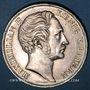 Coins Bavière. Maximilien II Joseph (1848-64). 2 gulden (mariengulden) 1855