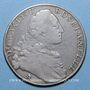Coins Bavière. Maximilien III Joseph (1745-1777). Taler 1773 A. Munich