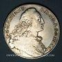Coins Bavière. Maximilien III Joseph (1745-1777). Taler 1774 A. Munich