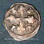 Coins Branbebourg-Prusse. Maison de Bavière jusqu'en 1373. Pfennig