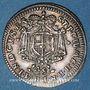 Coins Brandebourg-Bayreuth. Frédéric (1735-1763). 1/48 taler 1745CLR