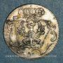 Coins Brandebourg-Prusse. Frédéric II (1740-1786). Mariengroschen 1752 D. Aurich