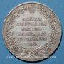 Coins Brême. Taler 1865 B. 2e fête du tir allemand