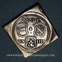 Coins Brisach. Siège de 1633. 24 kreuzer klippe 1633