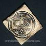 Coins Brisach. Siège de 1633. 48 kreuzer klippe, 2e type, 1633