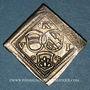 Coins Brisach. Siège de 1633. 6 kreuzer klippe 1633. R ! R ! R !