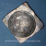 Coins Brisach. Siège de 1633. Taler klippe, 2e type, 1633