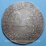 Coins Brunswick-Lunebourg-Celle. Christian Louis (1648-1665). Taler 1661 LW