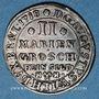 Coins Brunswick-Wolfenbüttel. Auguste Guillaume (1714-1731). 2 mariengroschen 1718 HH