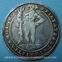 Coins Brunswick-Wolfenbuttel. Auguste II le Jeune (1635-166). Taler à l'homme sauvage 1650 HS. Zellerfeld