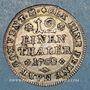 Coins Brunswick-Wolfenbüttel. Charles Guillaume Ferdinand (1780-1806). 1/12 taler 1788 MC