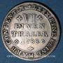 Coins Brunswick-Wolfenbüttel. Charles Guillaume Ferdinand (1780-1806). 1/6 taler 1788 MC