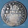 Coins Brunswick-Wolfenbüttel. Charles I (1735-1780). 1/12 taler (= 2 groschen) 1776 IDB