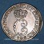 Coins Brunswick-Wolfenbüttel. Charles I (1735-1780). 2 mariengroschen 1745 IBH. Zellerfeld