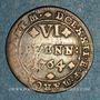 Coins Brunswick-Wolfenbüttel. Charles I (1735-1780). 6 pfennig 1764 IDB