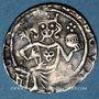 Coins Dortmund. Louis IV de Bavière (1328-1347). Pfennig