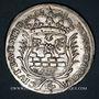 Coins Emden. Monnayage au nom de Léopold. 2/3 taler 1688