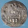 Coins Erfurt. Atelier de l'archevêque de Mayence. Adalbert I de Sarrebruck (1111-1137). Pfennig