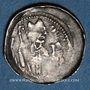 Coins Evêché de Trèves. Arnold II d'Isenbourg (1242-1259). Denier