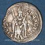 Coins Evêché de Wurzbourg. Anselm François de Ingelheim (1746-1749). 1 schilling 1747
