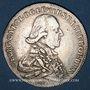 Coins Evêché de Wurzbourg. Georges Charles, baron de Fechenbach (1795-1802). 20 kreuzer 1795 RF MM