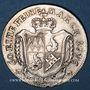 Coins Evêché de Wurzbourg. Georges Charles, baron de Fechenbach (1795-1802). 20 kreuzer 1796 MM