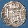 Coins Evêché de Wurzbourg. Jean Godefroy II de Guttenberg (1684-1698). Schilling 1696