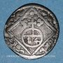 Coins Evêché de Wurzbourg. Jean Philippe II de Greiffenklau (1699-1719). 1/84 gulden (= körting) 1715 F