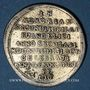 Coins Francfort. Ville. 1/8  taler 1717. 200e anniversaire de la Réforme