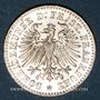 Coins Francfort. Ville. 1 kreuzer 1860