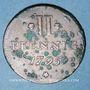 Coins Francfort. Ville. 2 pfennig 1795 G(F)B
