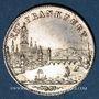 Coins Francfort. Ville. 6 kreuzer 1853