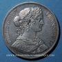 Coins Francfort. Ville. Double taler 1866