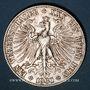 Coins Francfort. Ville. Taler 1860